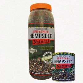 Dynamite Frenzied Hempseed Spicy Chilli
