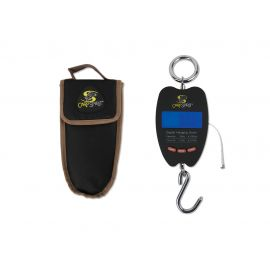 Carp Spirit 50kg Digital Scales With Case