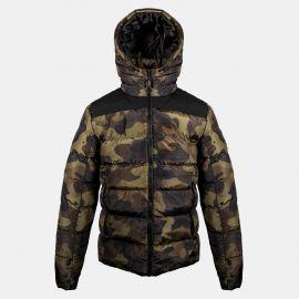 Kumu Deception Puffa Jackets (Khaki)