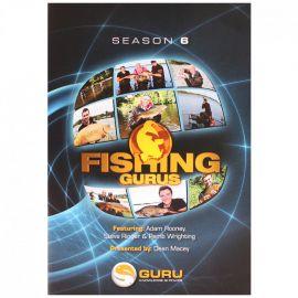 Guru Fishing Gurus Season 6 DVD