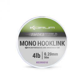 Korum Smokeshield Mono Hooklink