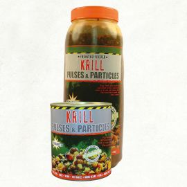 Dynamite Frenzied Krill Pulses & Particles