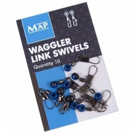 MAP Waggler Link Swivels R1032