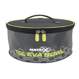 Matrix 10 Litre EVA Zip Lid Bowl