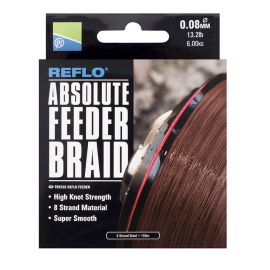 Preston Feeder Braid Line