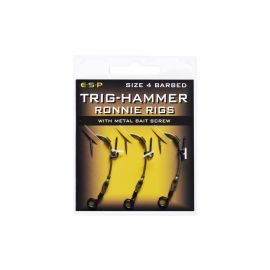 ESP Trig-Hammer Barbless Ronnie Rigs