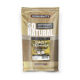 Sonubaits So Natural Sweet Skimmer Groundbait 1kg S1780018