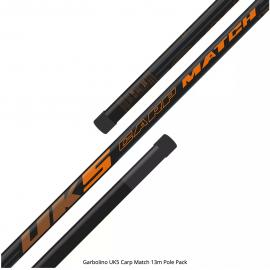 Garbolino UK5 Carp Match Pole Pack