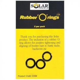 Solar Rubber `O` Rings