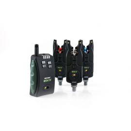 Sonik SKS 3+1 Alarm + Bivvy Lamp